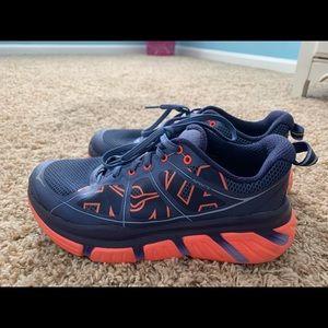 Hoka Running Sneakers Size 7.